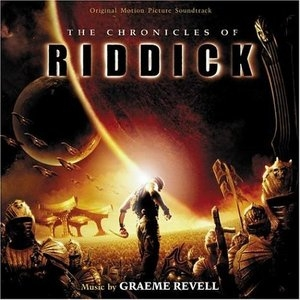 The Chronicles Of Riddick: Original Motion Picture Soundtrack album cover
