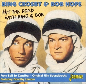 Hit The Road With Bing & Bob: From Bali To Zanzibar album cover