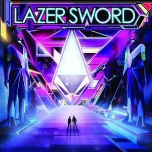 Lazer Sword album cover