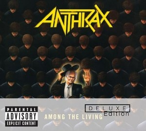 Among The Living (Deluxe Edition) album cover