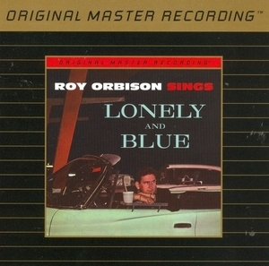 Roy Orbison Sings Lonely And Blue album cover