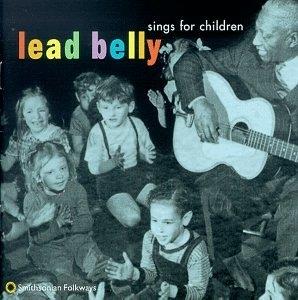 Leadbelly Sings For Children album cover