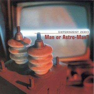 Experiment Zero album cover