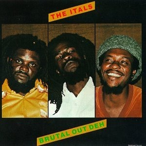 Brutal Out Deh album cover