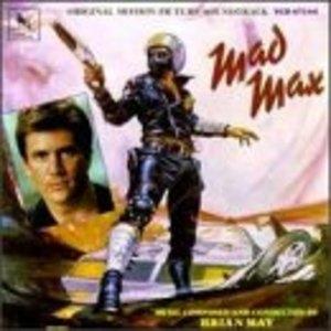 Mad Max: Original Motion Picture Soundtrack album cover