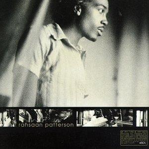 Rahsaan Patterson album cover