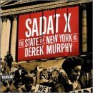 The State Of New York Vs. Derek Murphy album cover