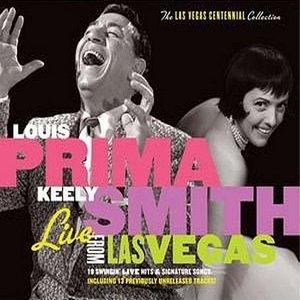 Live From Las Vegas album cover