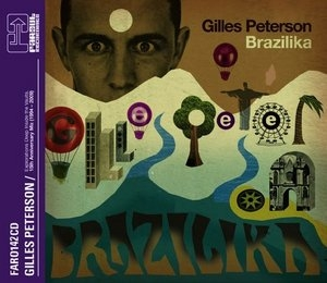 Brazilika: Far Out 15th Anniversary Mix album cover