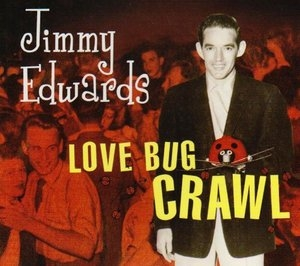 Love Bug Crawl album cover