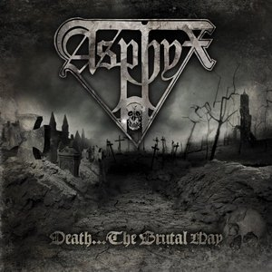 Death... The Brutal Way album cover
