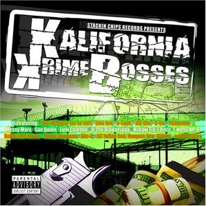 Kalifornia Krime Bosses album cover