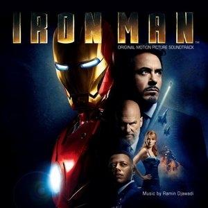 Iron Man (Original Motion Picture Soundtrack) album cover