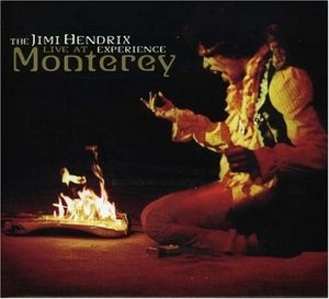 Live At Monterey album cover
