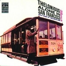 Thelonious Alone In San F... album cover