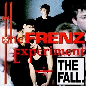 The Frenz Experiment album cover