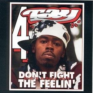 Don't Fight The Feelin' album cover