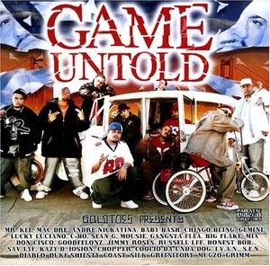 Game Untold album cover