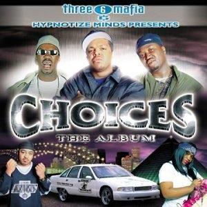 Choices The Album album cover