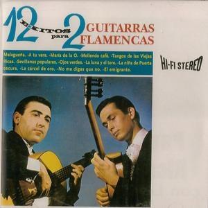 12 Exitos Para 2 Guitarras Flamencas album cover