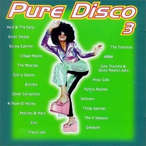 Pure Disco 3 album cover