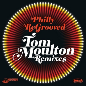 Philly ReGrooved: Tom Moulton Remixes album cover