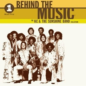 VH1 Behind the Music: The KC & the Sunshine Band Collection album cover