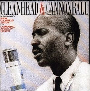 Cleanhead And Cannonball album cover