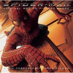 Spider-Man: Original Motion Picture Score album cover