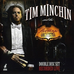 Tim Minchin And The Heritage Orchestra album cover
