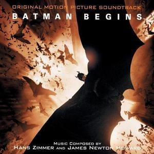 Batman Begins: Original Motion Picture Soundtrack album cover