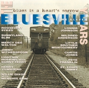 The Bluesville Years Vol.11-Blues Is A Heart's Sorrow album cover