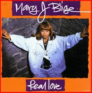 Real Love (Single) album cover
