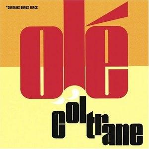 Ole Coltrane album cover