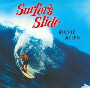 Surfer's Slide album cover