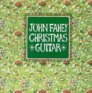 Christmas Guitar album cover