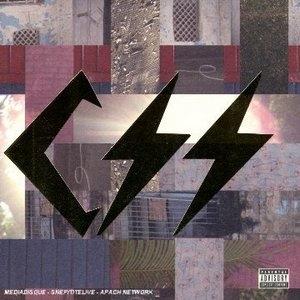 Cansei De Ser Sexy album cover