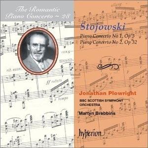 Stojowski: Piano Concertos Nos. 1 & 2 album cover