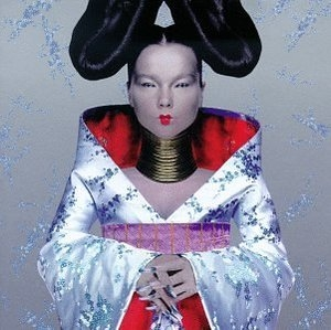 Homogenic album cover