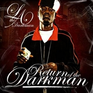 Return Of The Darkman album cover