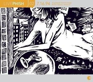 Live Phish Vol.2 album cover