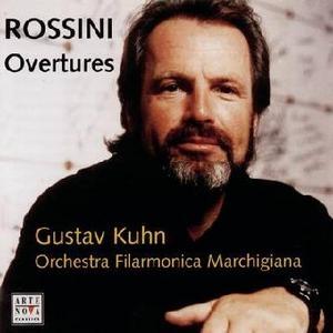 Rossini: Overtures album cover