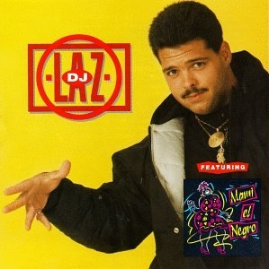 DJ Laz album cover