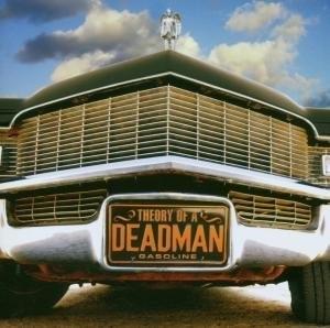 Gasoline album cover