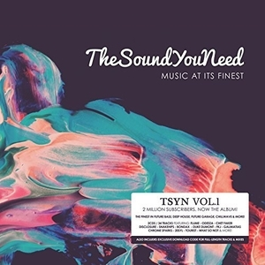 TheSoundYouNeed: Music at Its Finest, Vol. 1 album cover