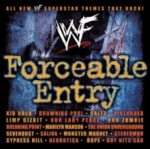WWF Forceable Entry album cover