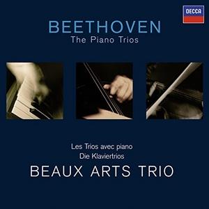 Beethoven: The Piano Trios album cover
