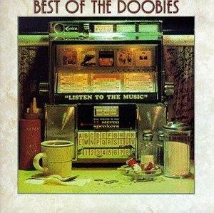 Best Of The Doobies (Warner Bros) album cover