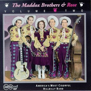America's Most Colorful Hillbilly Band (1947-1951) Vol.2 album cover
