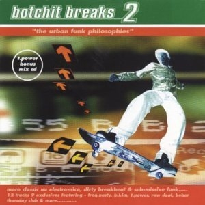 Botchit Breaks 2: The Urban Funk Philosophies album cover